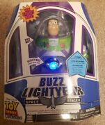 Rare Thinkway Toy Story Collection Utility Belt Buzz Lightyear Discontinued