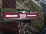 Usmc Marine Corps Enlisted Nco Officer Khaki Belt And Gold Buckle Service And Dress