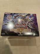 Yugioh Zombie Horde Structure Deck 1st Edition Factory Sealed Box Case Of 8