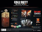 Call Of Duty Black Ops 3 - Juggernog Edition - Xbox One Collectors New/ Sealed