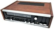 Vintage 1970and039s Realistic Sta-120 Wideband-am Fet-fm Stereo Receiver Tested As-is