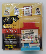 Baileys 2002 By The Sea Limited Edition Cafes - Japan