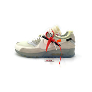 Nike Air Max 90 Off-white Sail Aa7293-100 2018 Menand039s Size 10-12