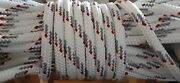 """3/4"""" X 150 Ft. Double Braidyacht Braid Polyester Rope.made In The Usa."""