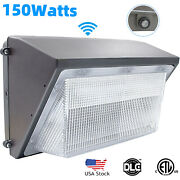 150w Led Wall Pack 800w Mh Equivalent Waterproof Wall Mount Light For Warehouse