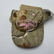 Duck Commander Duck Calls Womens Hat Camouflage Adult New Strapback Nw1