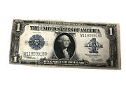 Silver Certificate 1 Dollar Bill 1923 Paper Money Currency Note United States Nr
