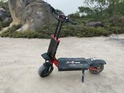 Electric Scooter For Adult Max Speed 85km/h 5600w Dual Motor Electric Scooter