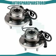 Pair Rear Left Or Right Wheel Hub And Bearing Assembly Fits Ram Promaster 1500