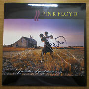 Nick Mason Signed Pink Floyd Collection Of Great Dance Songs Vinyl Proof Jsa Coa