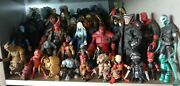Mezco Hellboy Golden Army Series 1 2 Animated Complete Collection