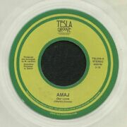 Amaj - Our Love - Vinyl Clear Vinyl 7 Limited To 250 Copies