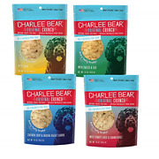 Charlee Bear Dog Treats Variety Pack Includes Liver Egg And Cheese Chicken ...