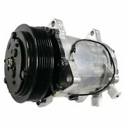 New Ac Compressor For Ford New Holland Hw340 Windrower 5640 6640 7740 7840