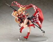 Anime Fate Jeanne D'arc And Mordred 1/7 Unpainted Gk Models Resin Kits Figures Toy