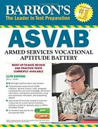 Barronand039s Asvab 11th Edition By Terry L. Duran Brand New