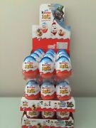New Kinder Joy With Surprise Eggs In Toy And Chocolate For Boys - 6 X Eggs
