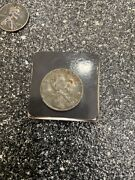 1943 Silver Steel Lincoln Wheat Penny 1c No Mint Mark Sticks To Magnets