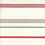 16 White Red Green Toweling Tea Towels By Moda By The Half Yard 920-175