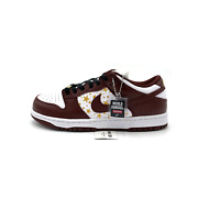 Nike Sb Dunk Low Supreme Stars Barkroot Brown Dh3228-103 Menand039s Size 8.5-12
