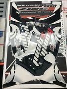 H-bomb Graphic And Seat Cover Kit Yamaha Raptor 660 2001-2005 5005