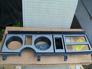 1986 Ford Pickup Truck Dash Panel Housing New Old Stock In Ford Box