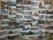 Scotland Job Lot Of 1150 X Old Postcards C1900-70s Inc Loads Of Real Photo
