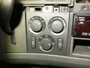 2019 Volvo Vnl Heater And Ac Temp Control 3 Knobs 2 Buttons
