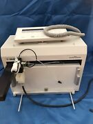 Gilson Chromatography Fraction Collector With Control Panel And Cable Model 206