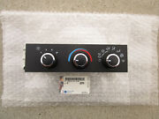 08 - 20 Chevy Express 1500 2500 3500 A/c Heater Climate Temperature Control New