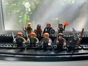 Lego Lord Of The Rings Full Fellowship Of The Ring [discontinued Figures]