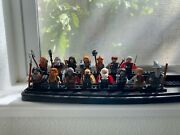 Lego The Hobbit Full Thorin And Company [discontinued Figures]