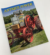 Antique Power Tractor Collectorand039s Magazine July/august 2015 Vol 27 Issue 5