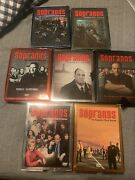 The Sopranos Complete Series Dvd Boxed Sets Seasons 1 - 6