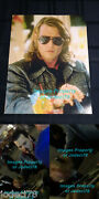 Gangster Johnny Depp Signed 11x14 Blow Photo Exact Proof Pirates Grindelwald