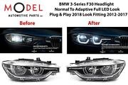 F30 Headlight Upgrade To Full Led Look 2018 Plug And Play Fitting 12-17