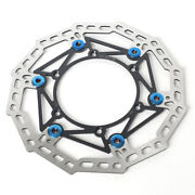 270mm Front Brake Rotor For Yamaha Yz250f 01-21 Yz450f Wrf 250 450 Yz Wr 125 250