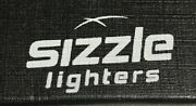 Sizzle Pitmaster Usb Rechargeable Arc Lighter New Wholesale Lot Of 10