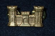 Vietnam War Era Us Army Officers Bos Corps Of Engineers Branch Insignia Meyer 9m