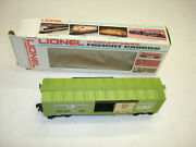 Lionel O And 027 Gauge Freight Carrier Toy Train In Box Accessories Tca Box Car