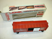 Lionel O And 027 Gauge Freight Carrier Toy Train In Box Accessories Box Car 2