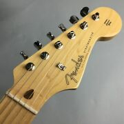 Fender Hybrid 60s Strat Hss Charcoal Frost Metallic Safe Delivery From Japan