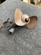 1936-1948 Chevrolet Accessory Fulton Fan 1937 1938 1939 1940 1941 1942 1946 1947