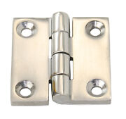 Marine Instruments Hinge Stainless Steel Aisi316 Investment Casting 50x50mm