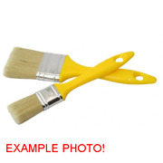 Boat Deck Accessoires Flat Brush 50mm With Plastic Handle