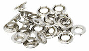 Marine Instruments Allen Prong Eyelets Nickel-plated No2 11mm