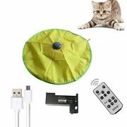 Interactive Cat Toysdurable Smart Cat Toys With Cat Toys With Li-ion Battery