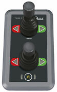 Quick Control Panel For Bow And Stern Thruster Tcd1044