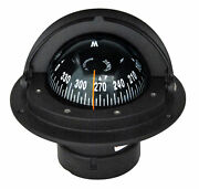 Marine Boat Zenith Bz4 Motorboat Compass + Protective Cover