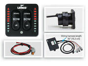 Board Equipment Led Built-in Switch Set With Separate Control Unit Lenco